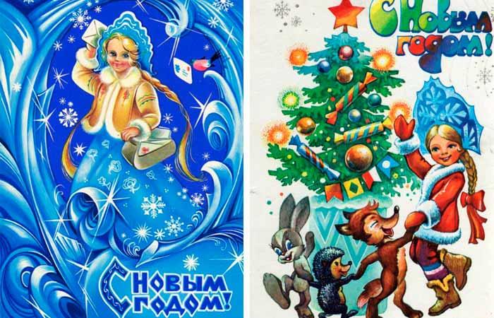 Загадки про Снегурочку для детей