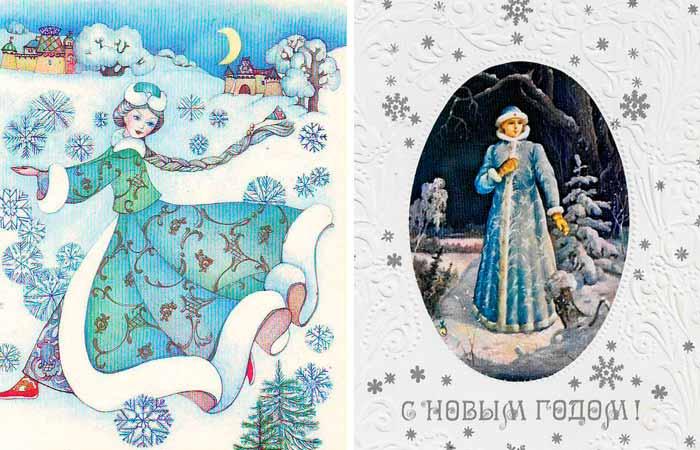 Смешные и прикольные загадки про снегурочку