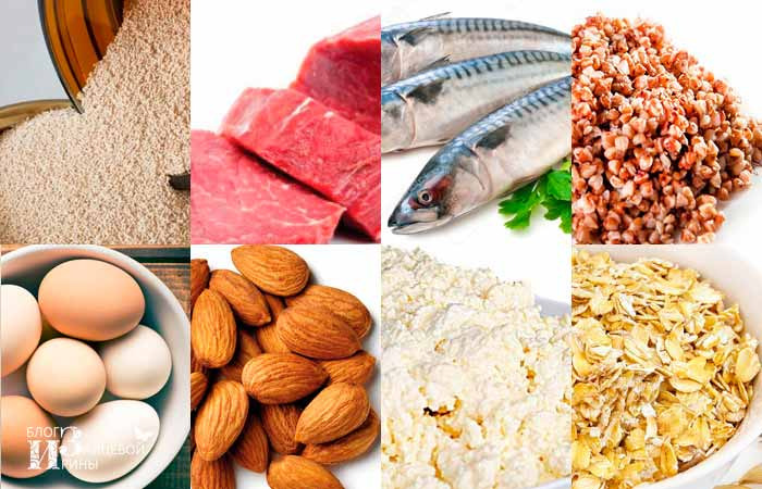 В каких продуктах больше всего витамина B2
